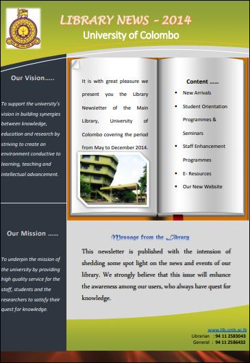 Newsletter-2014