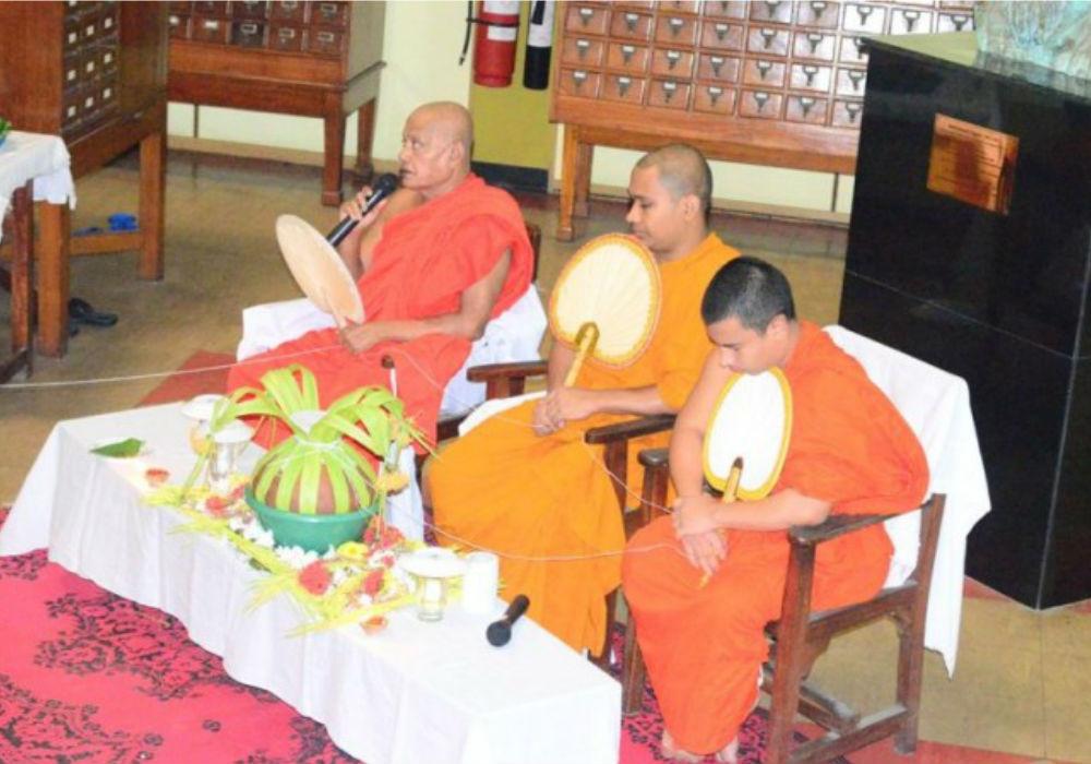 Pirith Ceremony