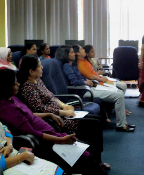 A training session on using Oxford Reference Law Collection