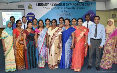 Library Research Symposium