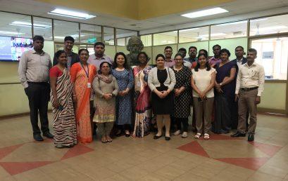 Emerald India Team Visit