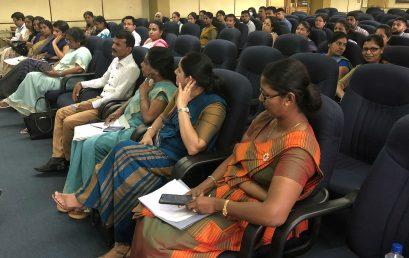 Training Session on Work Ethics