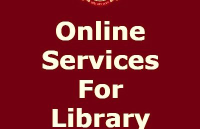 Online Services for Library Users