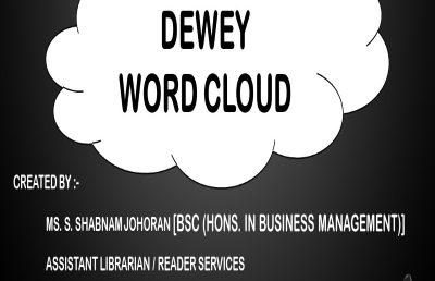 DDC World Cloud Tutorials