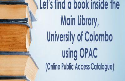 Tutorials for OPAC