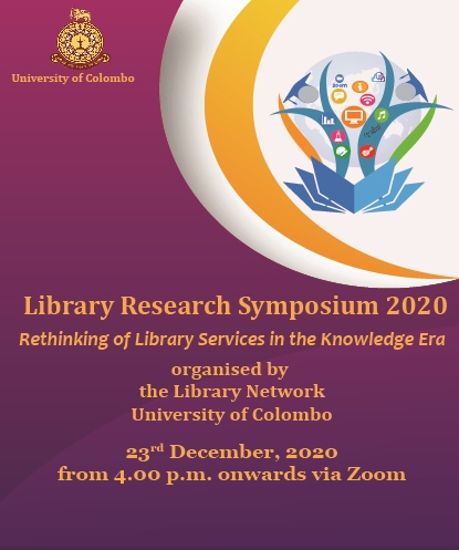 Library Research Symposium 2020